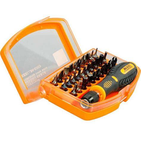 Tools Jak3my Jm 6103 jakemy jm 6103 31 in 1 interchangeable magnetic screwdriver set mobile phone computer repair