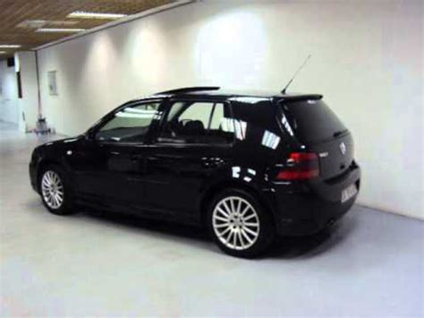 Vw Golf 4 Autotrader by Used 2004 Volkswagen Golf 4 R 1 8t Gti R Auto For Sale