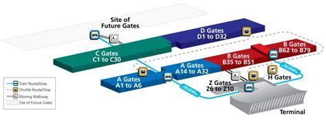 iad airport map aerotrain at washington dulles international airport metropolitan washington airports authority
