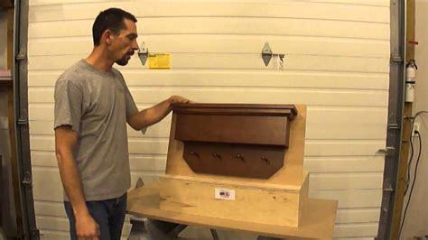 Nj Concealment Furniture by Nj Concealment Furniture Angled Coat Rack