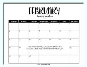 search results for february 2016 calendar printable