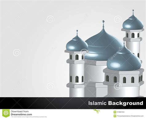 design masjid vector free download islamic mosque background stock images image 31806184