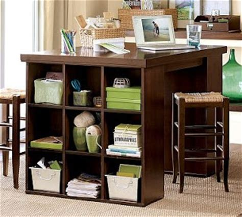Pottery Barn Craft Desk by Pottery Barn Craft Table For