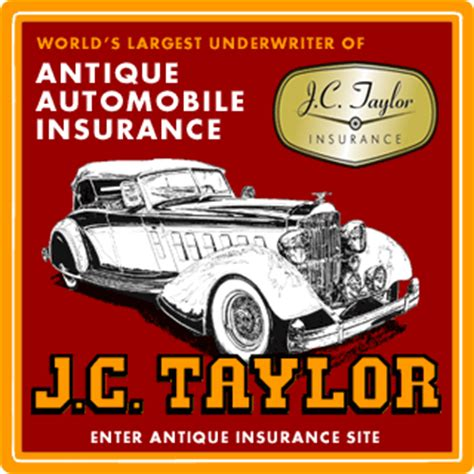 Antique Auto Insurance by J C Providing Antique Classic Modified And