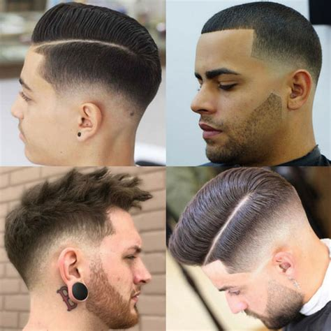 Low Fade Haircut   Men's Hairstyles   Haircuts 2018