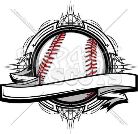 baseball design graphic vector logo