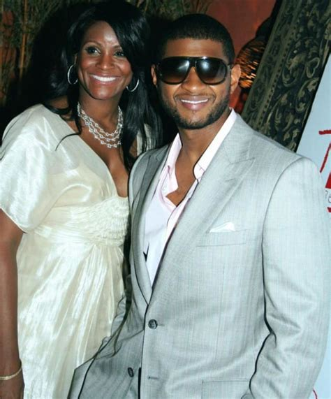 Exclusive Details Usher To Wed Fiancee Tameka Foster On Saturday Lifestyle Magazine by Tameka Foster Photos The Gossip
