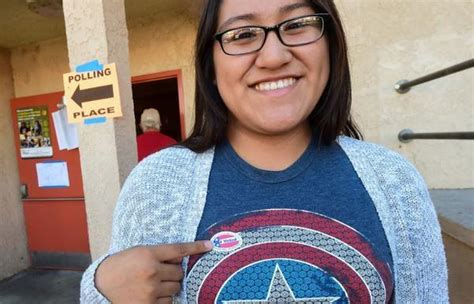 Exit polls: California Latino turnout could break a record ... Exit Polling California
