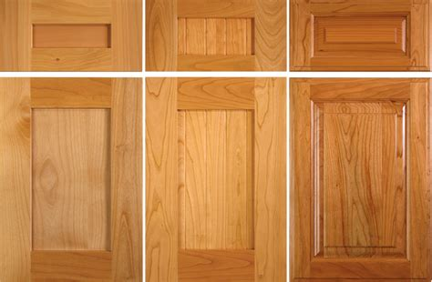 Cabinet Wood Doors Cherry Wood Cabinet Doors Home Furniture Design