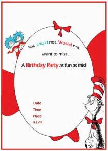 dr seuss template dr seuss birthday invitation free template invitations