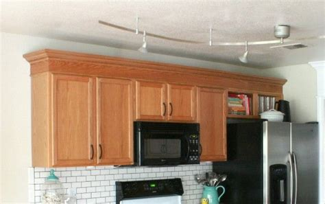Update Kitchen Cabinets With Molding Update Builder Grade Cabinets Fast Without Painting Kitchen Updates Cabinets And Builder Grade