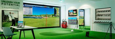 golf swing simulator indoor golf simulator hd and swing