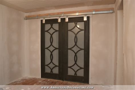 cheap barn door cheap barn door hardware the real thing