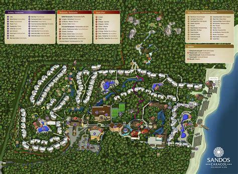 eco resort map sandos caracol eco resort royal elite weeks rental
