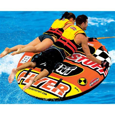 boat towables canada sportsstuff 174 stunt flyer 2 person towable 199510