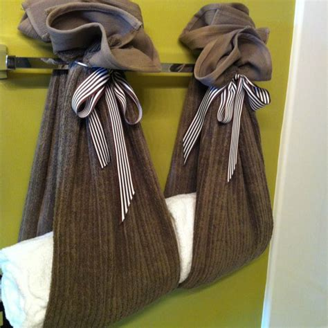 ways to display towels in bathroom 17 best ideas about bathroom towel display on pinterest