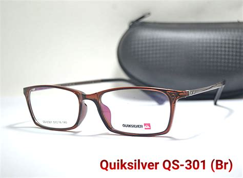 Kacamata Rybn Unisexkacamata Pria Dan Wanita Silver jual frame kacamata lentur quiksilver qs301 pria wanita