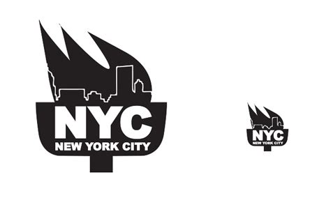 logo design nyc new york city logo design mimi
