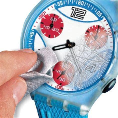 Plastik Uhrenglas Polieren polywatch polierpaste kratzer aus kunststoff uhrglas