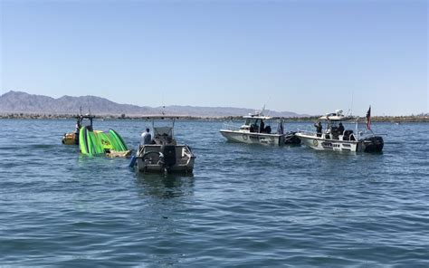 update two killed in boat crash at desert storm shootout - Boat Accident Update