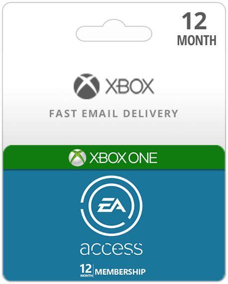 Ea Gift Card - 32 99 ea access xbox live membership price in pakistan