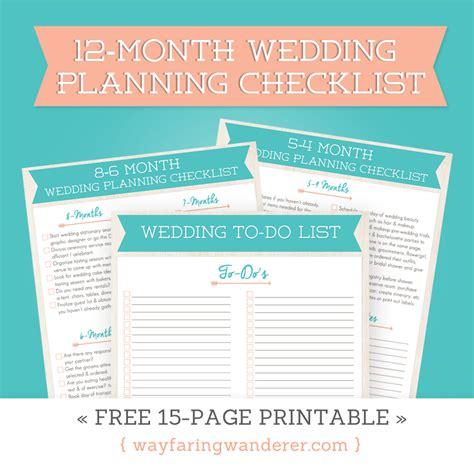 wedding planning checklist wedding checklist pdf wedding plans