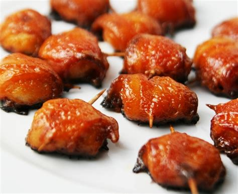 bacon wave gallery bacon wrapped water chestnuts