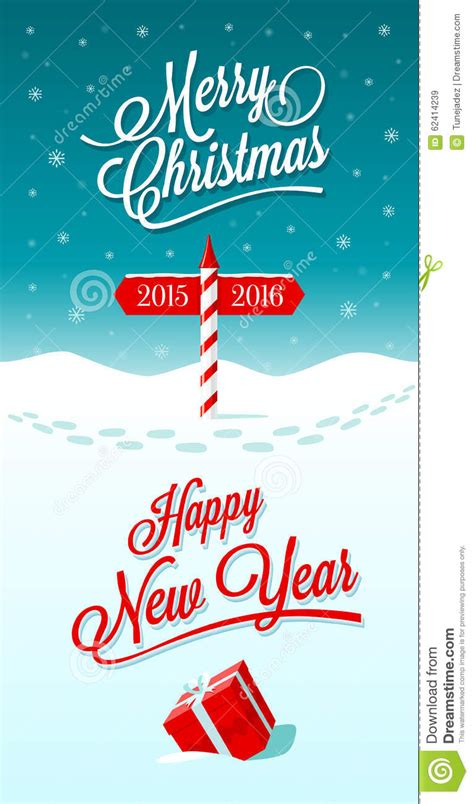 happy  year border stock vector image  happy greeting
