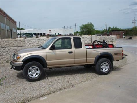 old car repair manuals 2009 toyota tacoma seat position control find used 2004 tacoma sr5 trd v6 3 4l manual pick up 4x4 access cabone owner clean carfax in