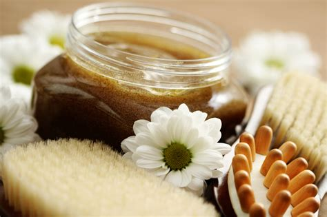 detoxify rejuvenate the skin salt scrubs baths