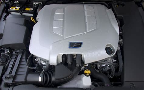 lexus isf engine 2008 lexus is f features specs and test data long