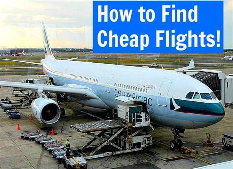 how to buy cheap flights how to get cheap international airline tickets
