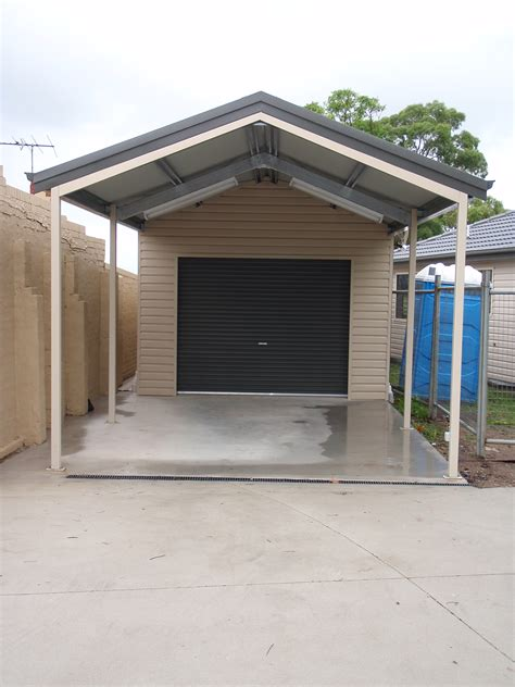 Shed And Carport sydney sheds garages carports