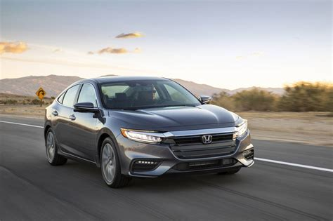 2019 Honda Insight Review by All New 2019 Honda Insight Production Model Revealed
