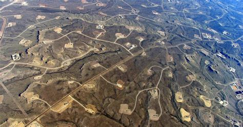 Fracking Induced Earthquakes Highlighted in New USGS Map