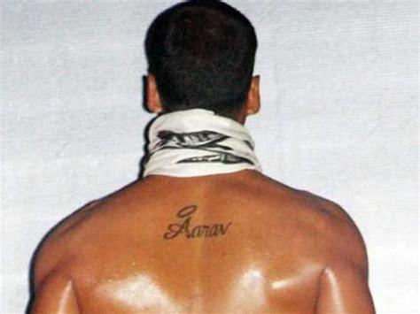 tattoo name akshay who has got the best tattoo akshay priyanka hrithik