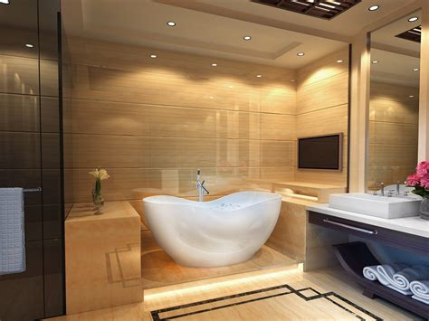 in bath room 10 ways to make a bathroom look bigger akdy appliances