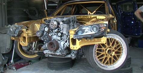 mazda rx 8 engine this mazda rx 8 is getting a quot 55 amg quot supercharged engine