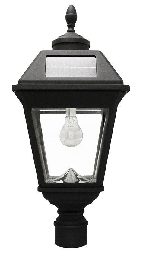 Imperial L Post Light By Gamasonic Solar Light Repair