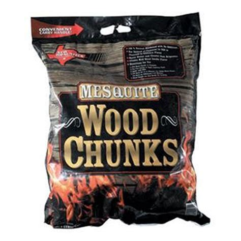 char broil mesquite wood chunks 14104772 the home depot