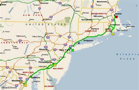 map usa new york boston am 233 rigo cr 233 ateur de voyages