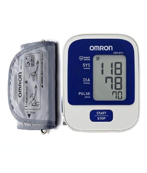 Omron Hem 7117 Automatic Blood Pressure Monitor omron blood pressure monitor hem 8712 in buy omron blood pressure monitor hem 8712 in at best