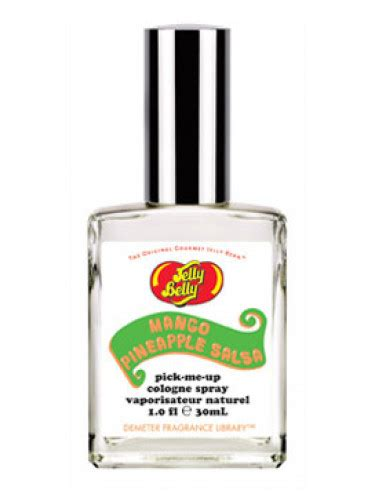 Parfum Salsa jelly belly mango pineapple salsa demeter fragrance