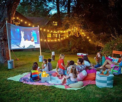 backyard movie night outdoor movie night 2