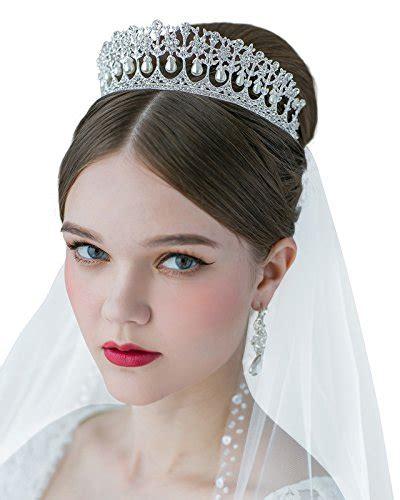 hair makeup artist dubai abu dhabi uae bridal and sweetv royal pearl tiara vintage rhinestone crown bridal