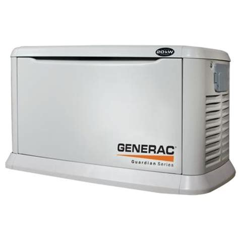 generac generac 20 kw automatic standby generator non pre
