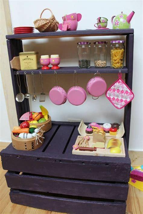 сделать детской кухни своими руками