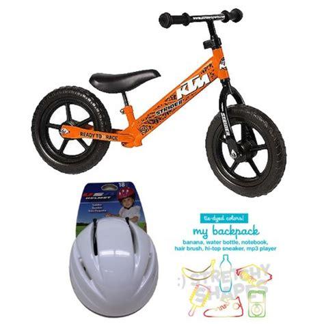 Strider Ktm Balance Bike Strider Prebike Balance Running Bike Ktm Graphics With