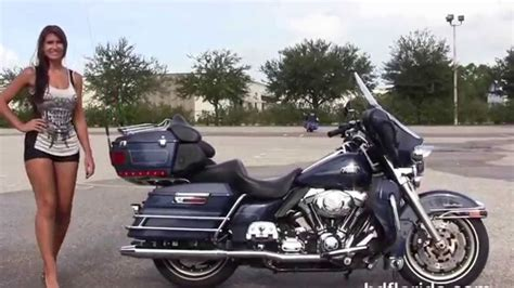 Harley Davidsons For Sale In Florida by Used Harley Davidson Motorcycles For Sale In Plant City