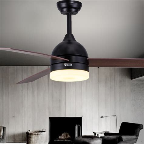 48 Inch Ceiling Fans With Remote by Black And White Leaf Fan Lights 48 Inch Dining Room